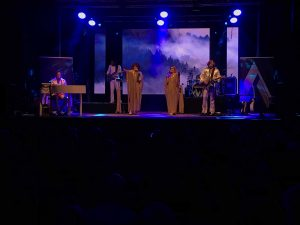 WATERLOO – The Abba Show mit ABBA Review